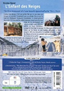 Фильм о Сибирских Хаски L'Enfant des neiges