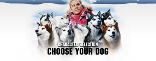 'Онлайн игра Antarctic Dog Adventure