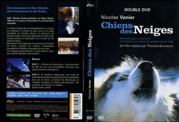Фильм про Сибирских Хаски Pathe Chiens des neiges