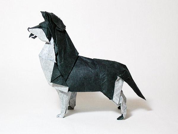 Хаски оригами Схемы